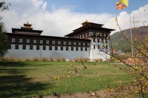 Bhoutan, Dzong Thimpu