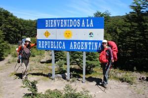 traversée Villa O'Higgins - El Chalten