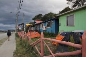 Puerto William, refugio el padrino