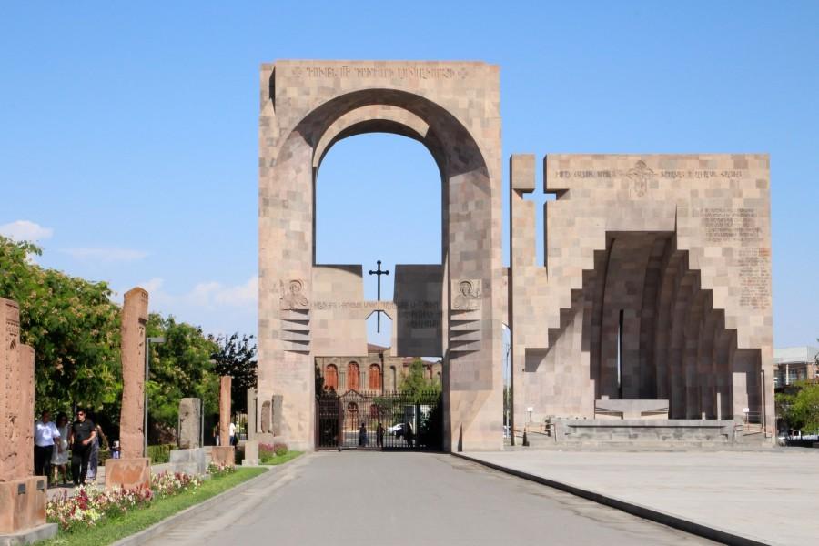 Armenie, Echmiadzin