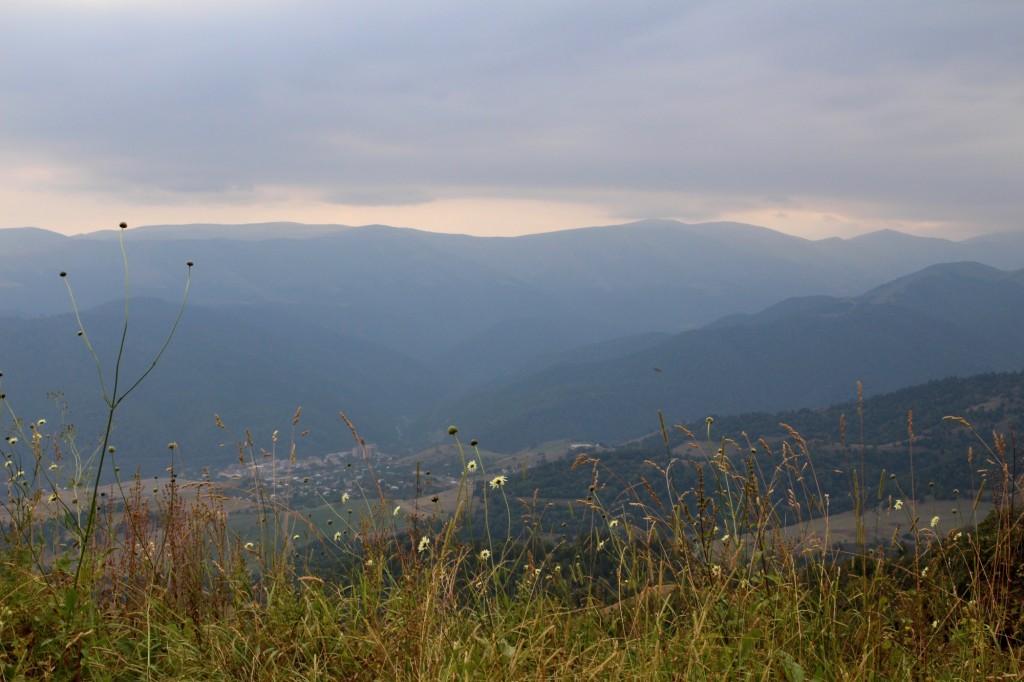 rando dans la région de Dilijan