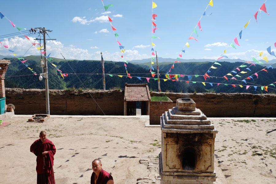 de Repkong à Labrang