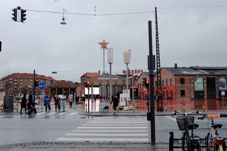Copenhague, Norrebro