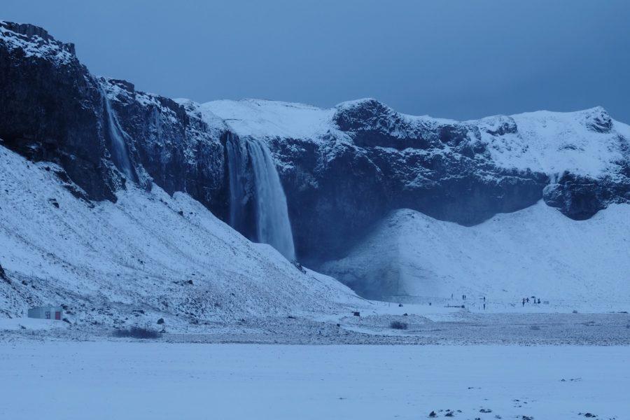 Islande, Seljalandfoss