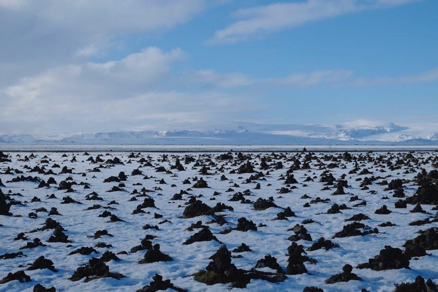 Islande, route 1