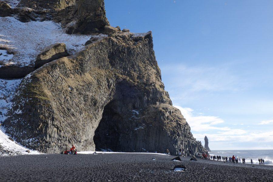 Islande, Reynisfjara