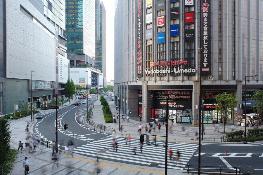 Yodobashi, Umeda, Osaka