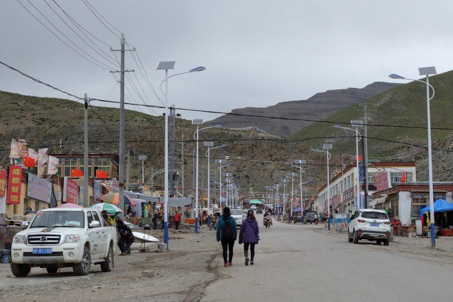 Kailash, Darchen
